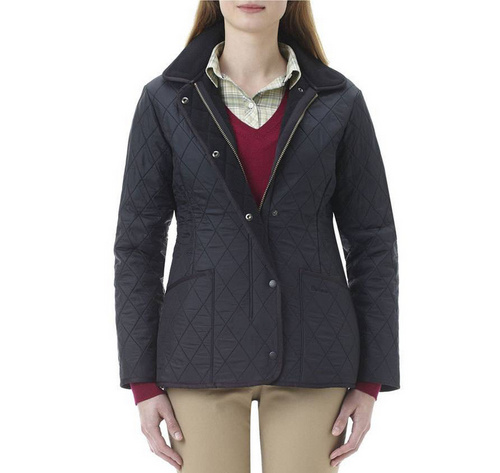 Barbour Ladies Polarquilt Jacket Wmns ID:202009d58
