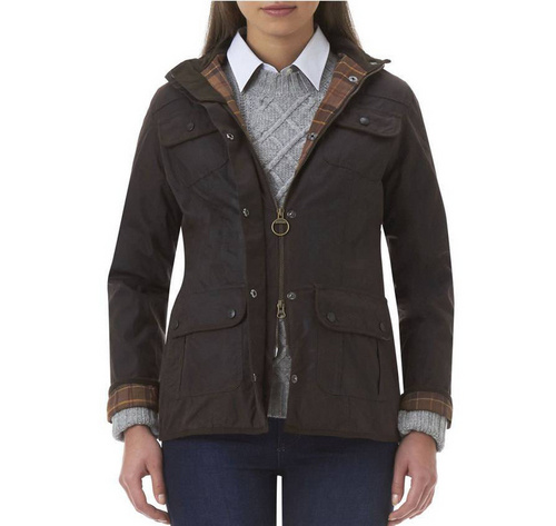 Barbour Ladies Utility Waxed Jacket Wmns ID:202009d60