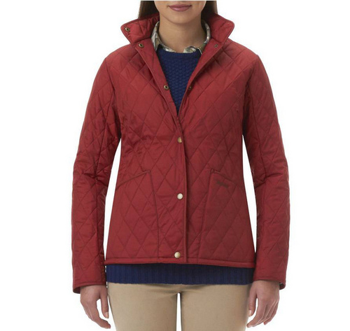 Barbour Lodge Quilted Jacket Wmns ID:202009d63