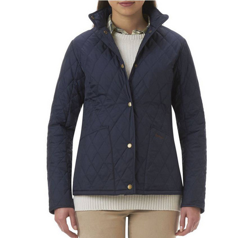 Barbour Lodge Quilted Jacket Wmns ID:202009d64