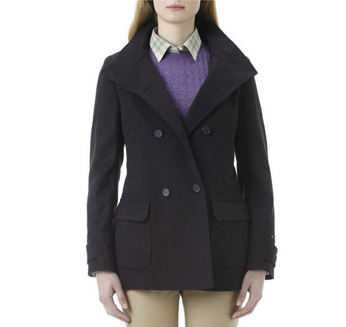 Barbour Maritime Wool Jacket Wmns ID:202009d65