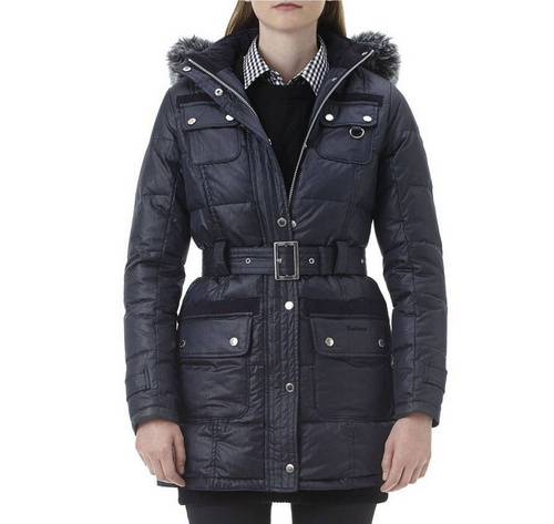 Barbour Artic Parka Jacket Wmns ID:202009d7