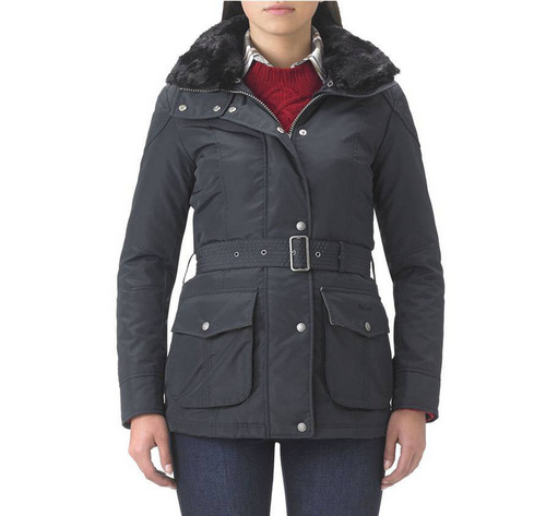 Barbour Outlaw Waterproof Jacket Wmns ID:202009d79