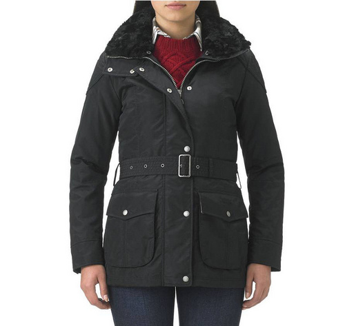 Barbour Outlaw Waterproof Jacket Wmns ID:202009d80