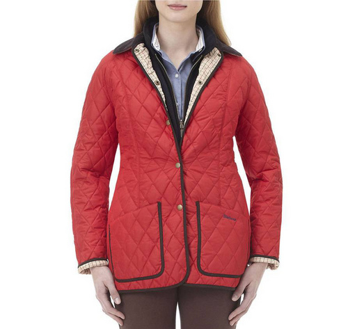Barbour Paddock Quilted Jacket Wmns ID:202009d81