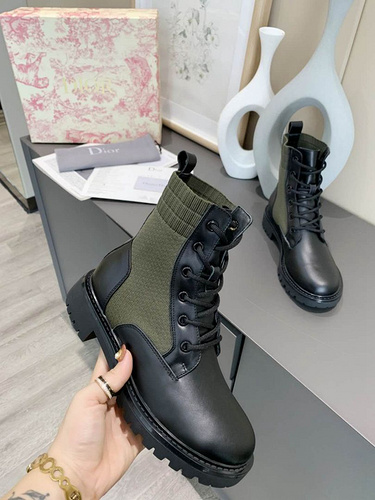 Christian Dior Boots Wmns ID:202009c116