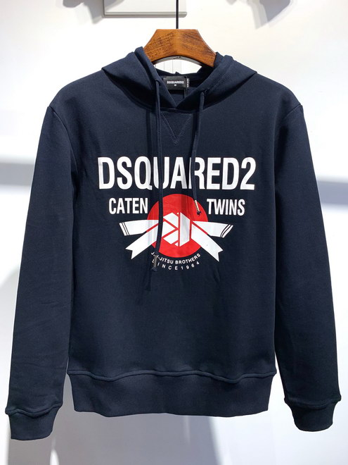 DSquared D2 Hood Mens ID:202009b12