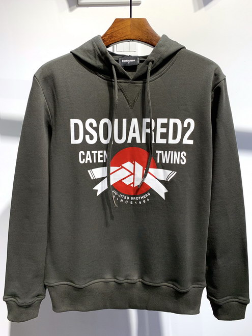 DSquared D2 Hood Mens ID:202009b13