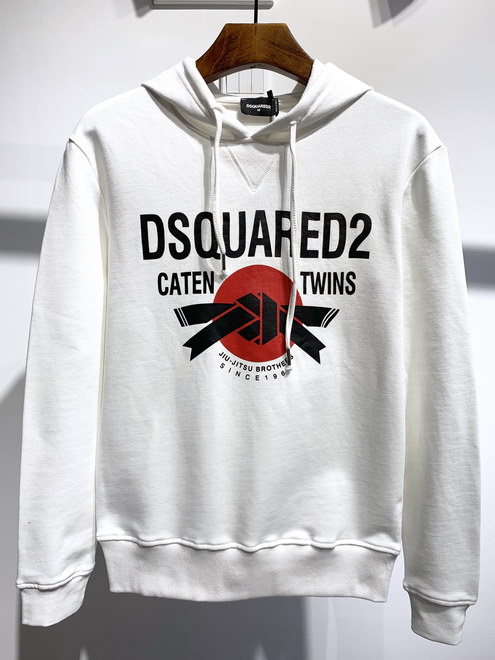 DSquared D2 Hood Mens ID:202009b14