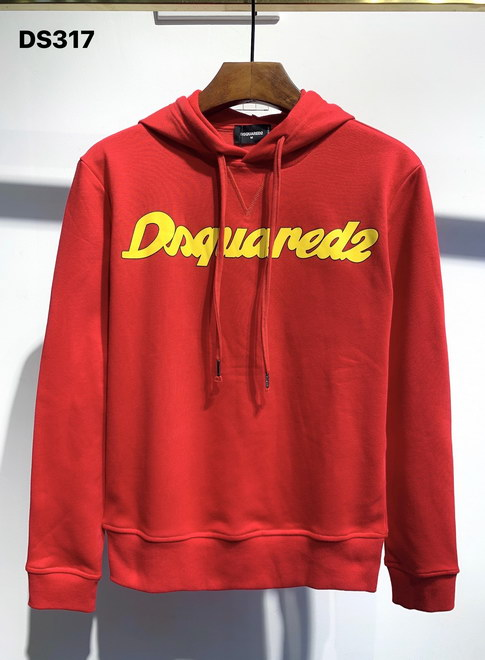 DSquared D2 Hood Mens ID:202009b28