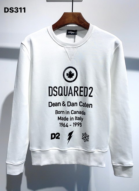 DSquared D2 Sweatshirt Mens ID:202009c262