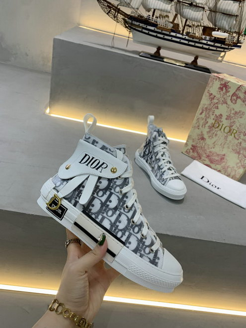 Dior Shoes High Unisex ID:202009a87