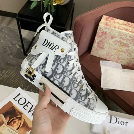 Dior Shoes High Unisex ID:202009a89