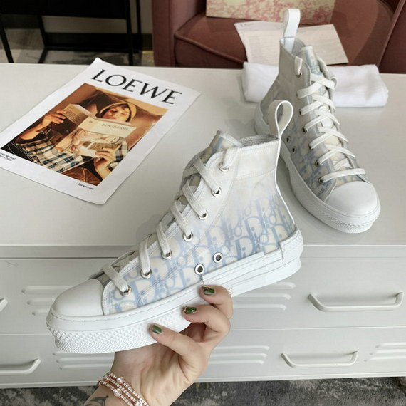 Dior Shoes High Unisex ID:202009a91
