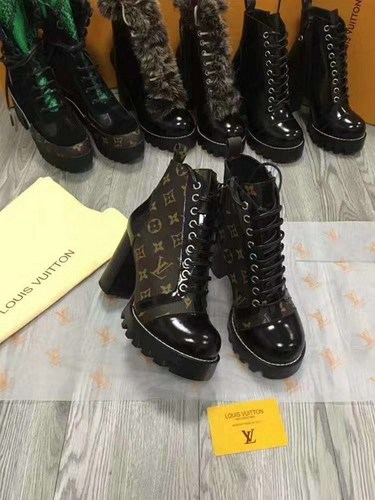 Louis Vuitton Boots Wmns ID:202009c340