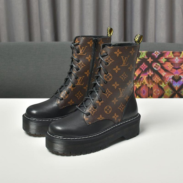 Louis Vuitton Boots Wmns ID:202009c341