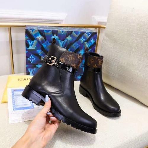 Louis Vuitton Boots Wmns ID:202009c327