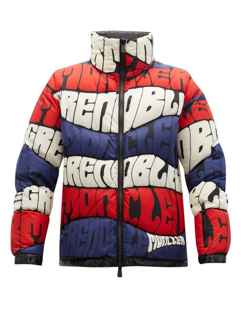Moncler Grenoble Down Jacket Mens ID:202009b121