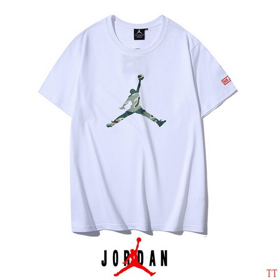 Nike Air Jordan T-shirt Mens ID:202009a112