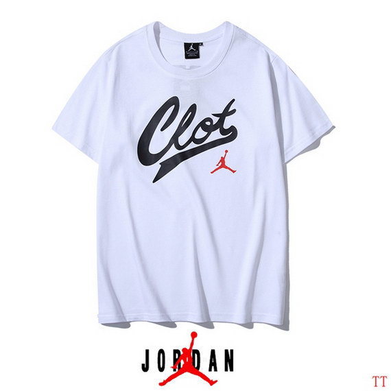 Nike Air Jordan T-shirt Mens ID:202009a107