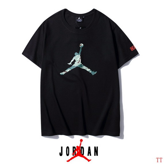 Nike Air Jordan T-shirt Mens ID:202009a109