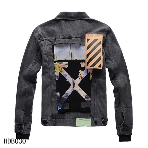 Off White Jeans Jacket Unisex ID:202009c378