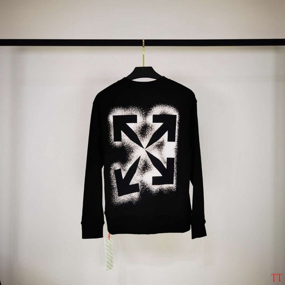 Off White Sweatshirt Mens ID:202009a136