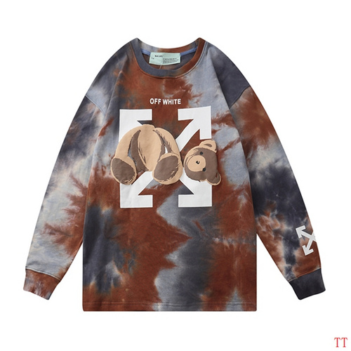 Off White Sweatshirt Mens ID:202009a134