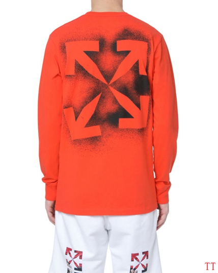 Off White Sweatshirt Mens ID:202009a137