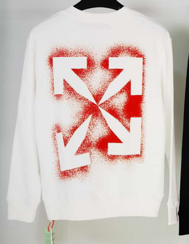 Off White Sweatshirt Mens ID:202009a138