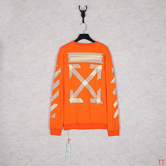 Off White Sweatshirt Mens ID:202009a142