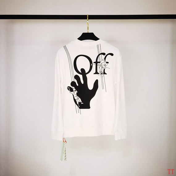 Off White Sweatshirt Mens ID:202009a143
