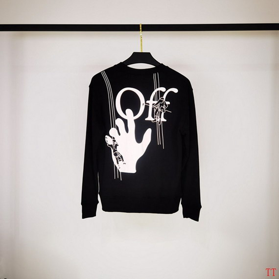 Off White Sweatshirt Mens ID:202009a146