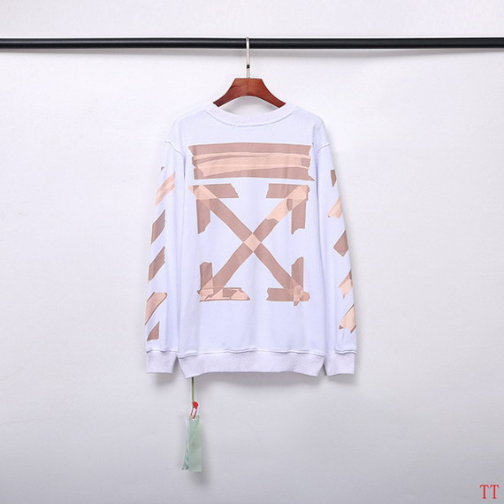 Off White Sweatshirt Mens ID:202009a148