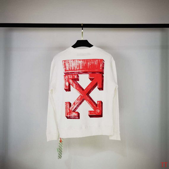Off White Sweatshirt Mens ID:202009a149