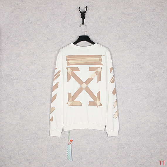Off White Sweatshirt Mens ID:202009a135