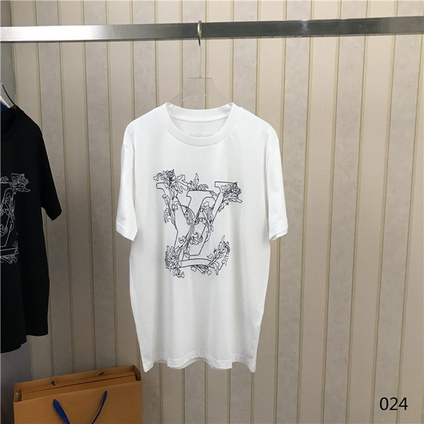 Louis Vuitton T-Shirt Mens ID:202011f2