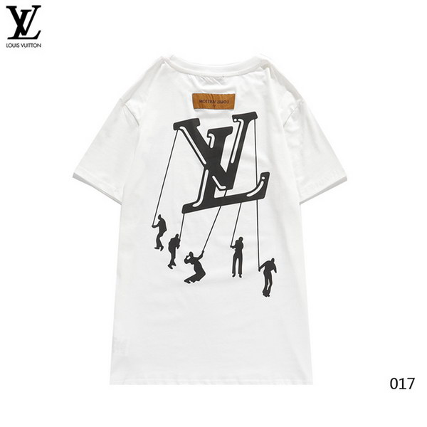 Louis Vuitton T-Shirt Mens ID:202011f9