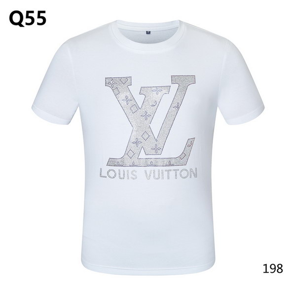 Louis Vuitton T-Shirt Mens ID:202011f17