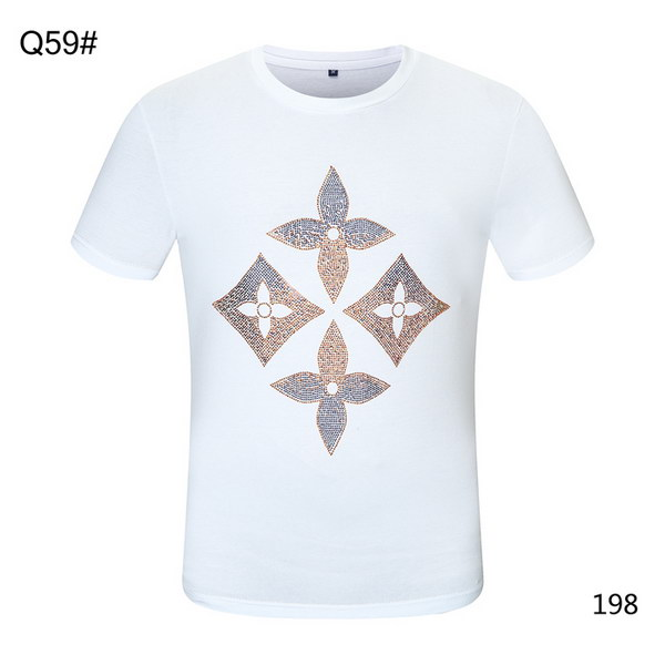 Louis Vuitton T-Shirt Mens ID:202011f20