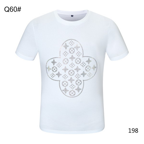 Louis Vuitton T-Shirt Mens ID:202011f23