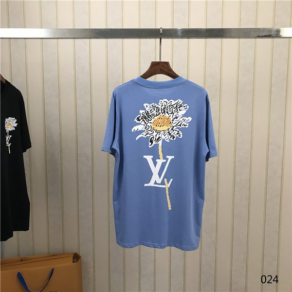Louis Vuitton T-Shirt Mens ID:202011f25