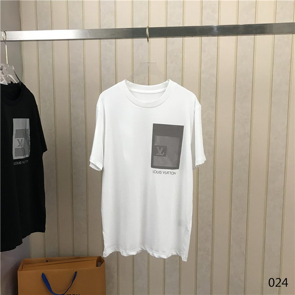 Louis Vuitton T-Shirt Mens ID:202011f26