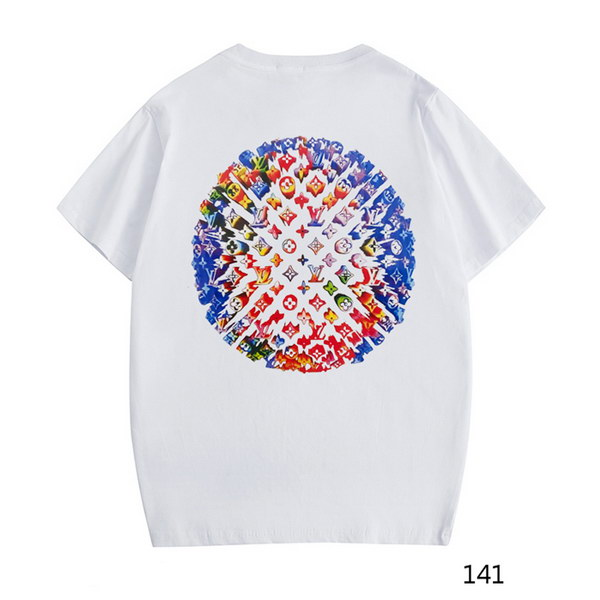 Louis Vuitton T-Shirt Mens ID:202011f37