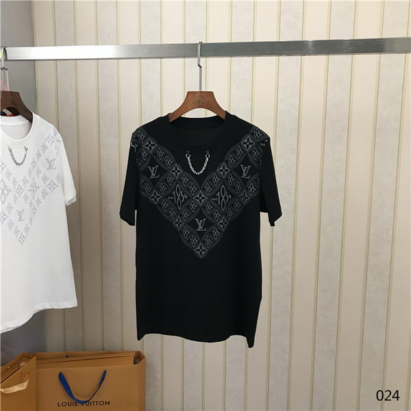 Louis Vuitton T-Shirt Mens ID:202011f51