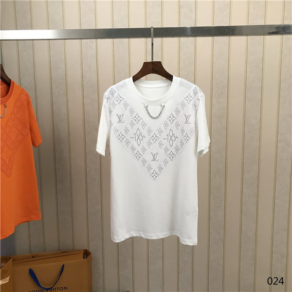 Louis Vuitton T-Shirt Mens ID:202011f52