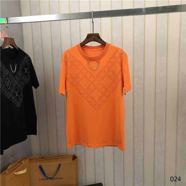 Louis Vuitton T-Shirt Mens ID:202011f50