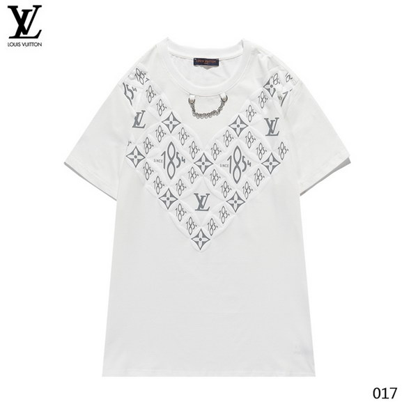 Louis Vuitton T-Shirt Mens ID:202011f59