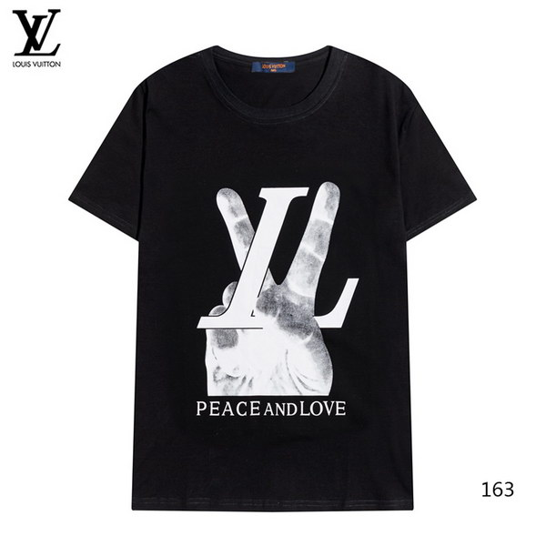Louis Vuitton T-Shirt Mens ID:202011f72