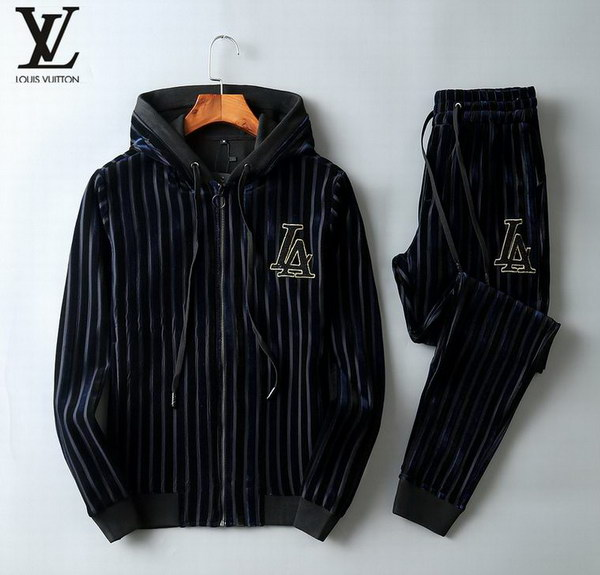 Louis Vuitton Tracksuit Mens ID:202011b172